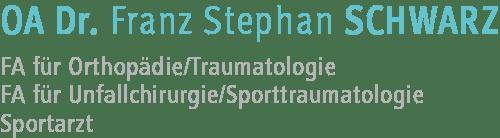 Orthopäde. Unfallchirurg. Knie und Hüfte. Graz.